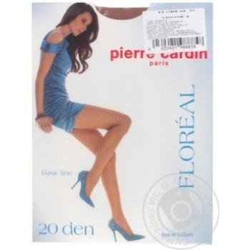Колготи жіночі Pirre Cardin Floreal 20 visone 4