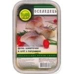 K.i.t. pickled in oil with paprika fish herring 300g