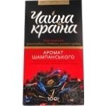 Чай Чайна Країна Аромат Шампанського 100г Україна