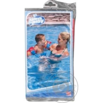 Нарукавники надувні для плавання 19*19см