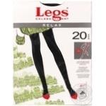 Колготи жін.Legs Relax 20d Nero №3