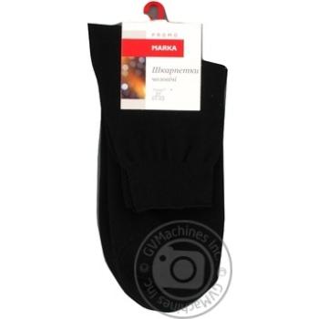 Носки Marka Promo мужские классические размер 27 М101U - купить, цены на Novus - фото 4