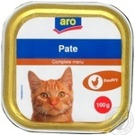 Aro For Pets With Poultry Pate