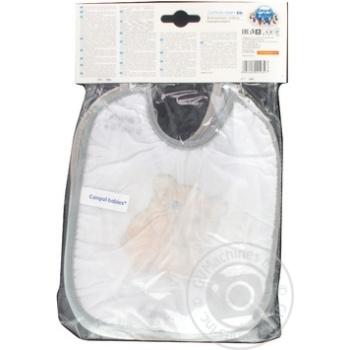 Слинявчик Canpol Babies 3шт - купити, ціни на МегаМаркет - фото 2