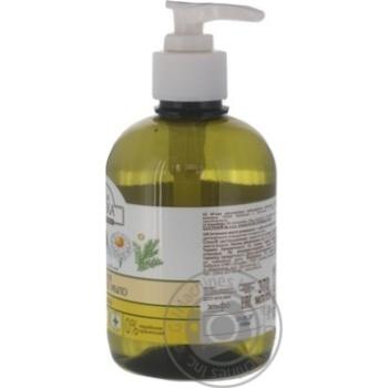 Мыло Зеленая Аптека Ромашка Нежное Интимное 370г - купить, цены на Novus - фото 4