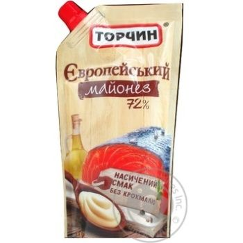Torchin European Mayonnaise