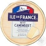 Сир Ile de France petit Camembert м'який 125г