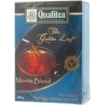 Quality Monte Blend black loose tea 100g - buy, prices for MegaMarket - image 4