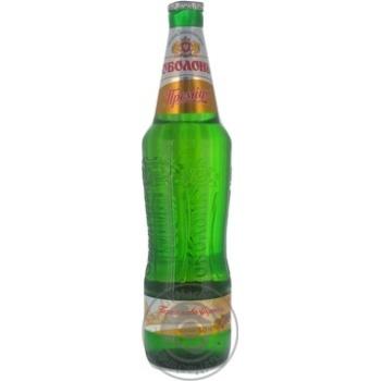 Пиво Оболонь Премиум светлое 5% 500мл Украина
