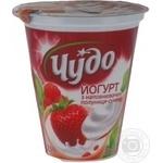 Йогурт Чудо клубника-земляника 2.5% 300г