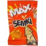 Семена тыквы Semki Max жареные соленые 100г
