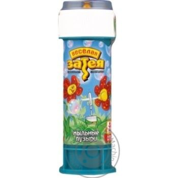 Toy Veselaja zateja for children 60ml - buy, prices for MegaMarket - image 1