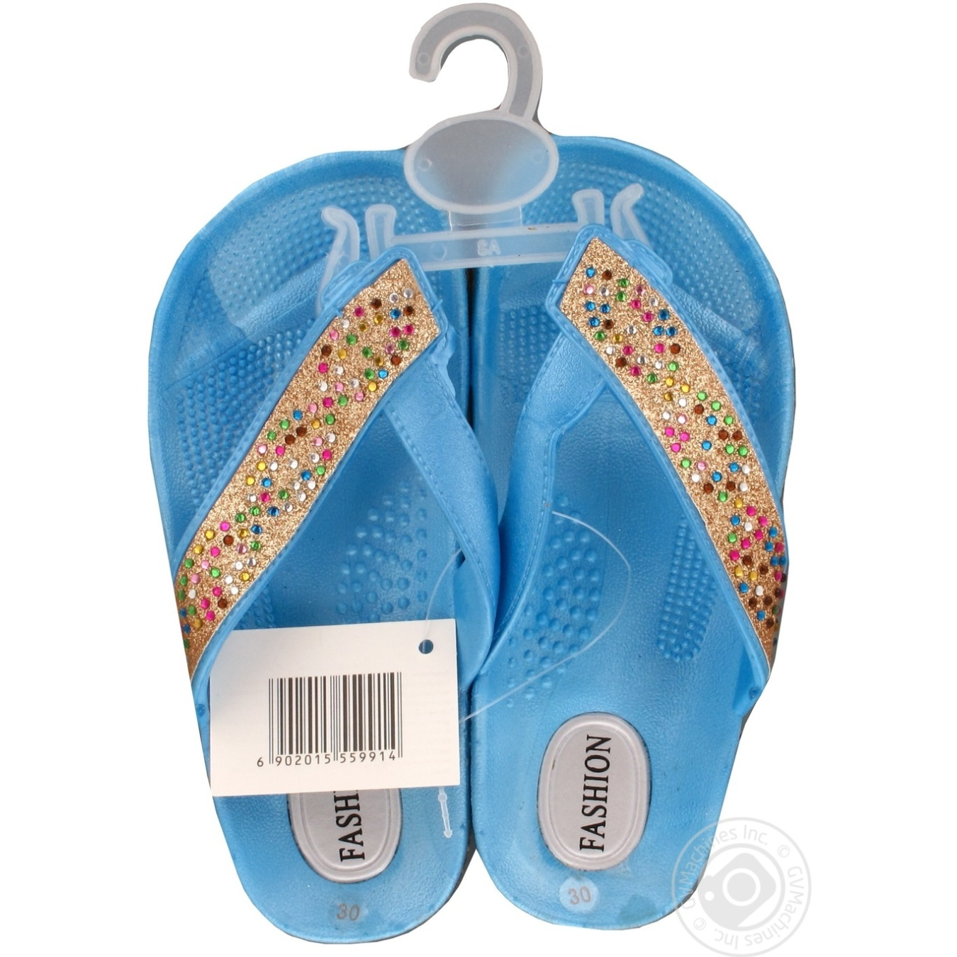 Взуття пляжне дитяче р.30-35 Nov-0101-1 → Для дому → Одяг та ... 630df98b51e4b