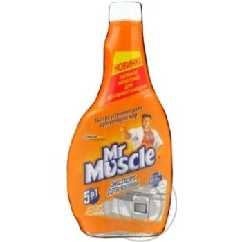 Mr. Muscle Means Expert Citrus energy for the kitchen of a reserve 450 ml - buy, prices for Furshet - image 2