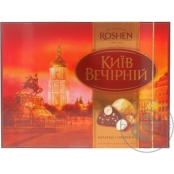 Конфеты Рошен Киев Вечерний 348г Украина