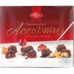 Конфеты Авк Шоколадное Ассорти 220г