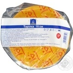 Тарілки паперові Horeca Select для холодного і гарячого 18см 100шт