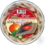 Fish herring Interprodservice preserves 500g
