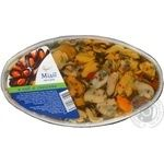 Seafood mussles Cousteau with spices preserves 180g