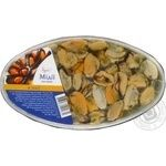 Seafood mussles Cousteau pickled 180g