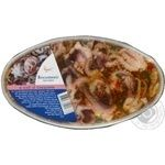 Seafood octopus Cousteau with spices preserves 180g