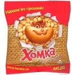Арахис Хомка ядра жареные соленые 90г Украина