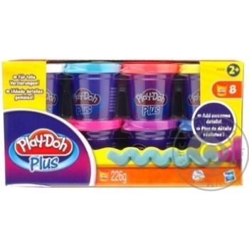 Набор пластилина Play-Doh с 8 баночек