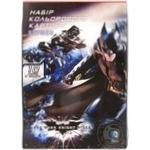 Набір кольорового картону Cool for school Batman А4 10 арк.BN07200