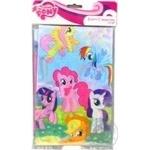 Скатертина п/е My Little Pony Веселая затея 1,2*1,8м/А 1502-1330