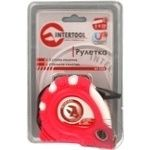 Intertool Roulette Super Magnet with Clamp 5m x 25mm