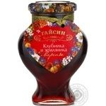 Варення з полуниці та суниці Гайсин 260г