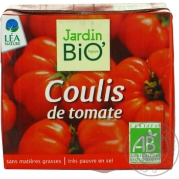 Соус томатний JardinBIO 500мл