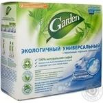 Порошок пральний екологічний Garden без віддушки 1350г