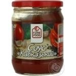 Sauce Fine food Caucasian 500g Ukraine