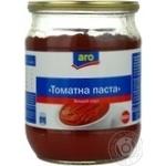 Паста томатная Аро 500г стеклянная банка Украина