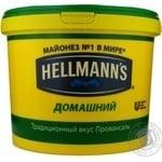 Mayonnaise Hellmanns Homemade style 5000ml Russia