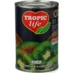 Kiwifruit slices Tropic life syrup 425g China