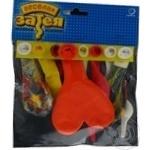 Набір кульок фігурних Веселая затея асортіменті №1 1111-0047 8шт