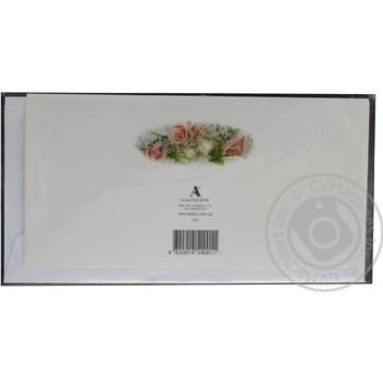 Листівка Балтія друк в асортименті - купити, ціни на МегаМаркет - фото 2