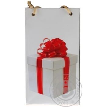 Пакет Sabona подарунковий 180х100см - купити, ціни на Метро - фото 7