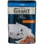 Консерва д/к  Gourmet Perle Тунец 85г