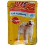 Консерва для собак Pedigree Ягня пауч 100г
