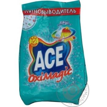 Пятновыводитель ACE oxi magic 200г - купить, цены на Восторг - фото 4