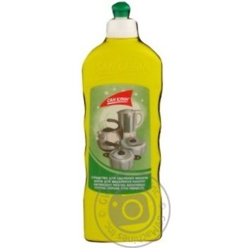 Means San clean int ltd scum 500ml