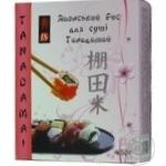 Рис JS Танадамай японский для суши среднезернистый 450г