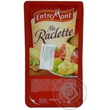 Сыр Entremont Раклет 45% 250г