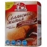 Суміш хлібопекарська Селянська житня Lesafre 450г