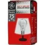 Bulb General electric e27 75w 240v - buy, prices for Novus - image 2