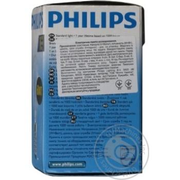 Bulb Philips e14:е14 60w 230v - buy, prices for Novus - image 2