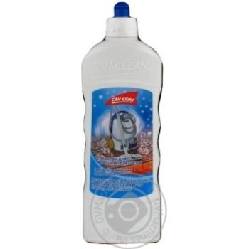 Средство моющее San Clean для пылесосов 500г - купить, цены на МегаМаркет - фото 1